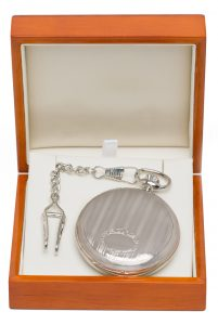personalized pocket watch for him